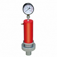 Preses cilindrs ar manometru (20t)