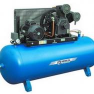 Virzuļu kompresors 10Bar, 1200l/min