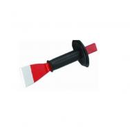 Kalts ar gumijas rokturi (60x245mm)