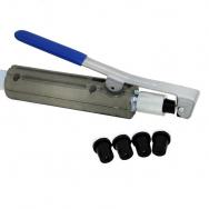 Smilšu strūklas pistole ar keram. uzgaļiem (2; 2.5; 3; 3.5mm)