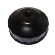 Eļļas filtra atslēga 74-76mm (Opel, VW, Audi, Mercedes)