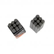 Ciparu komplekts marķēšanai 12mm (9gab.)