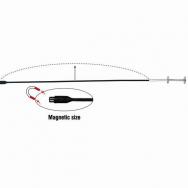 Instruments sīku daļu pacelšanai ar magnētu (600mm)