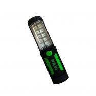 Pārnēsājamā uzlādējamā LED lampa 10+5