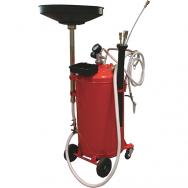 Pneimatiskais eļļas izsūcējs (90L)