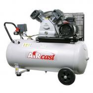 Virzuļu kompresors 9Bar, 500L/min (2.2kW)