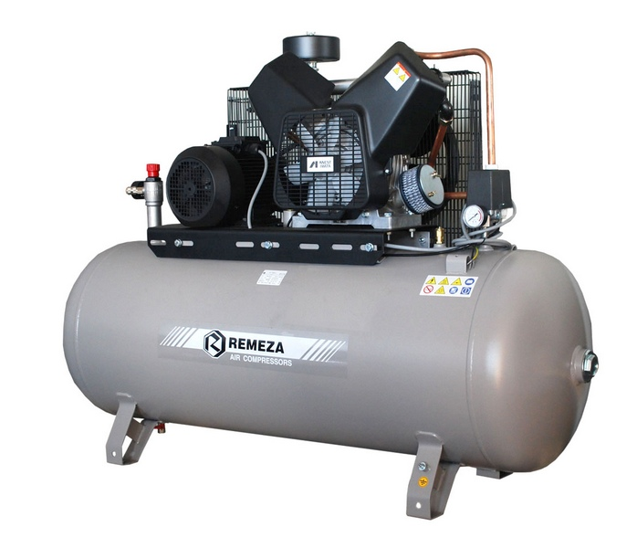 Bezeļļas kompresors 10Bar, 675l/min