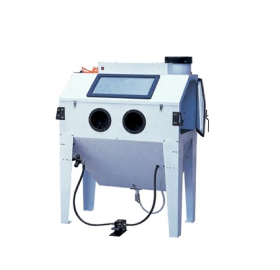 Smilšu strūklas iekārta 420L