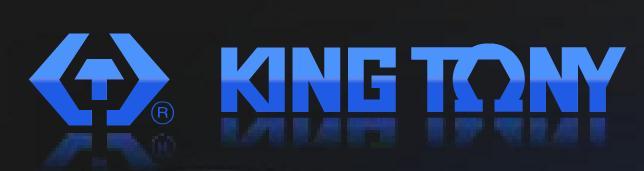 """Reversa urbjmašīna KING TONY 1/2"""", 800RPM"""