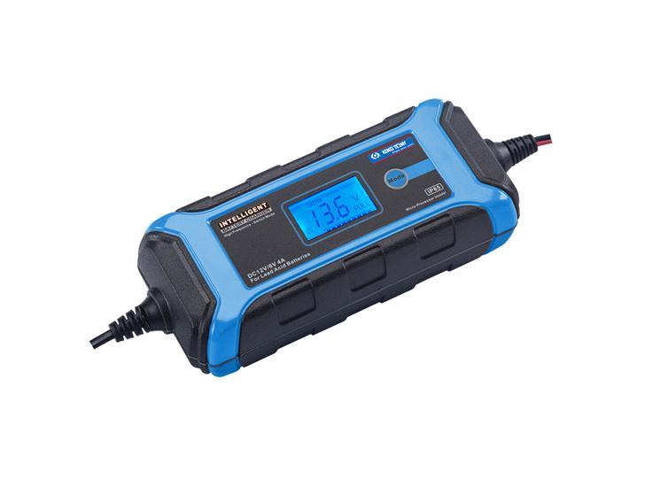 Automātiskais akumulatoru lādētājs KING TONY 12V