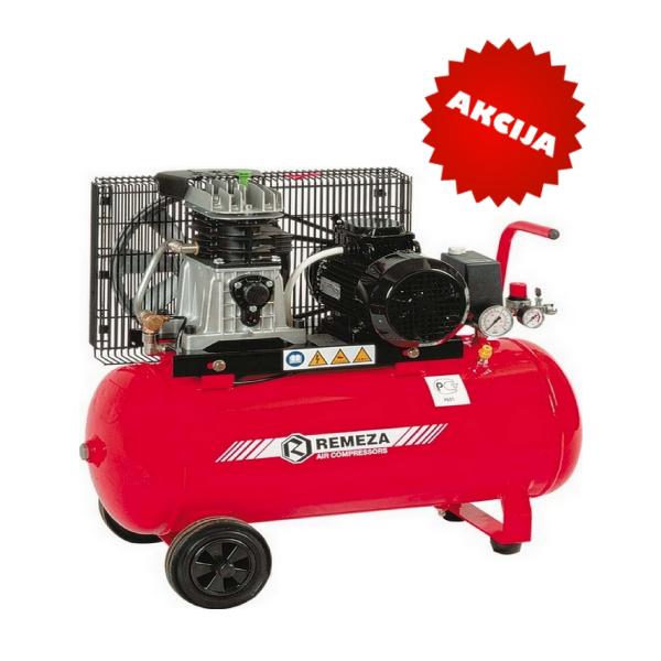 Virzuļu kompresors 10Bar, 360l/min