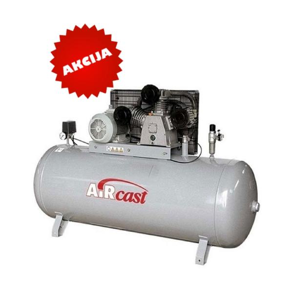 Virzuļu kompresors 10Bar, 950l/min