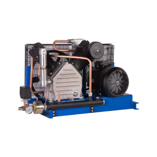 Vidēja spiediena kompresors 30Bar, 500l/min
